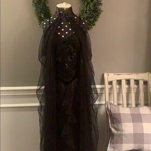 NEVER WORN Elegant witch costume